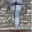 Thumbnail: Midnight Patriot Tartan Tweed Leggings (Matt Finish)