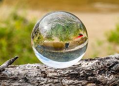 Lens Ball - Glenda Hills