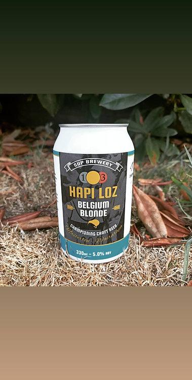 Hapi Loz (Belgium Blond)