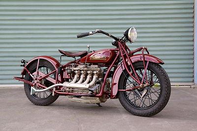 1930 Indian 4 Cylinder