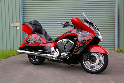 2013 Victory Vision Arlen Ness Edition #113