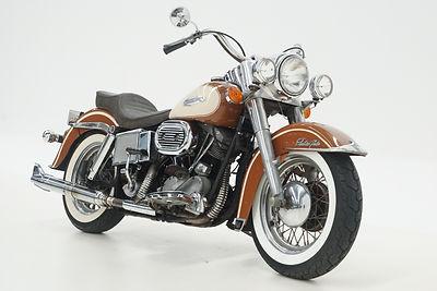 1967 Harley Davidson FLH