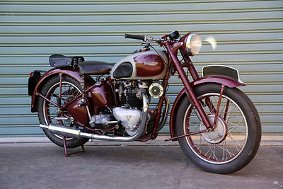 1946 Triumph 5T Speed Twin