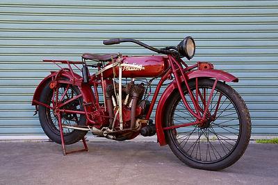 1923 Indian Powerplus