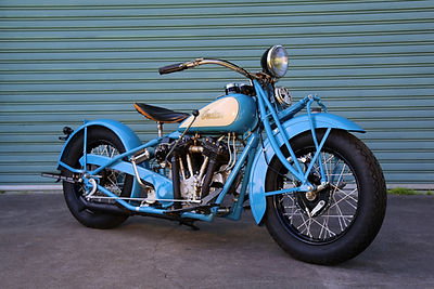 1934 Indian Chief