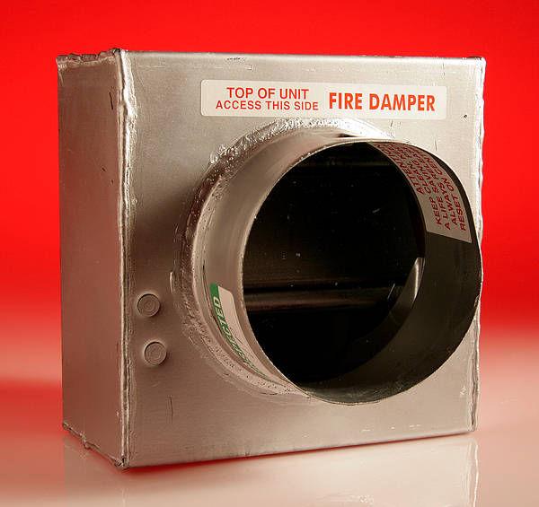 Fire Damper Drop Testing