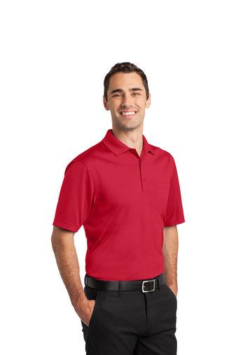 Snag-Proof Pocket Polo