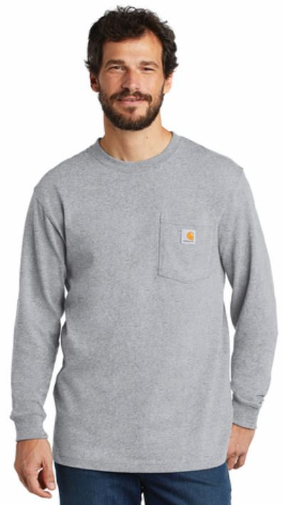 Carhartt Workwear Long Sleeve Pocket Tee