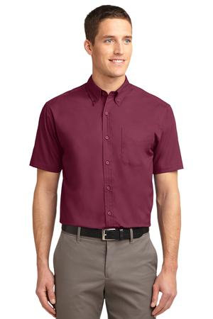 S508  Short Sleeve Easy Care Shirt