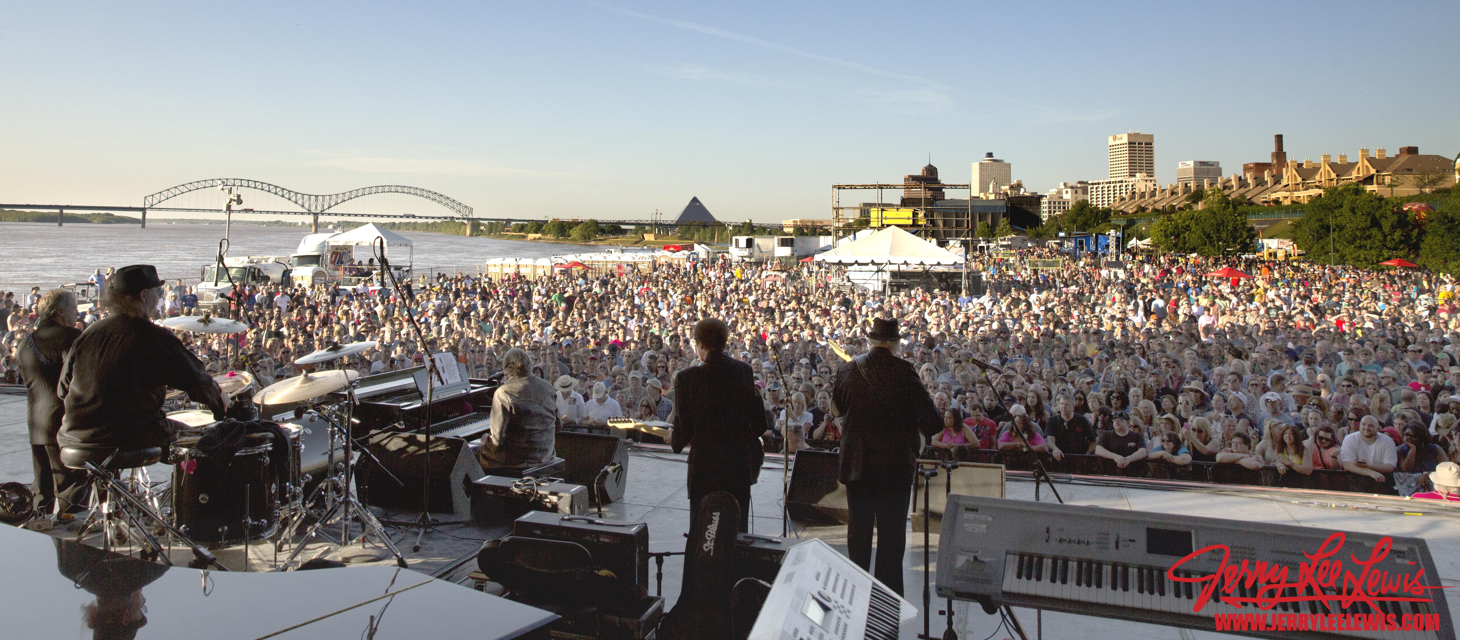 Memphis in May 2014