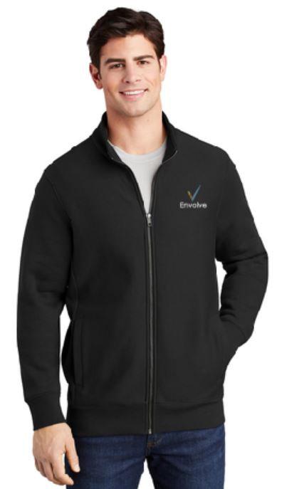 ST284 Heavyweight Full-Zip Sweatshirt
