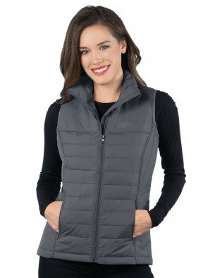JL8258 Ladies Puffer Vest
