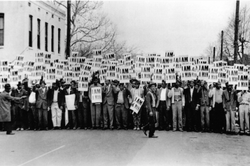 Memphis Sanitation Workers Strike