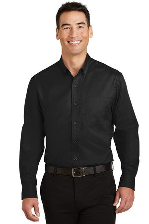 S663  Long Sleeve Twill Shirt