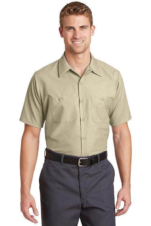 SP24 Short Sleeve Industrial Work Shirt