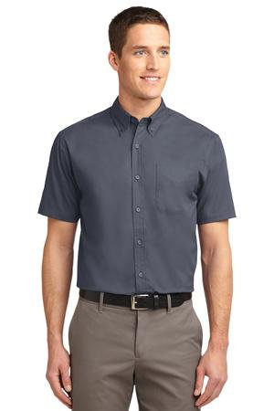 TLS508 TALL Short Sleeve Easy Care Shirt