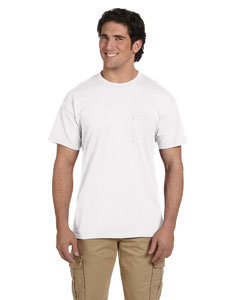 G8300  Dry-Blend Pocket T-Shirt