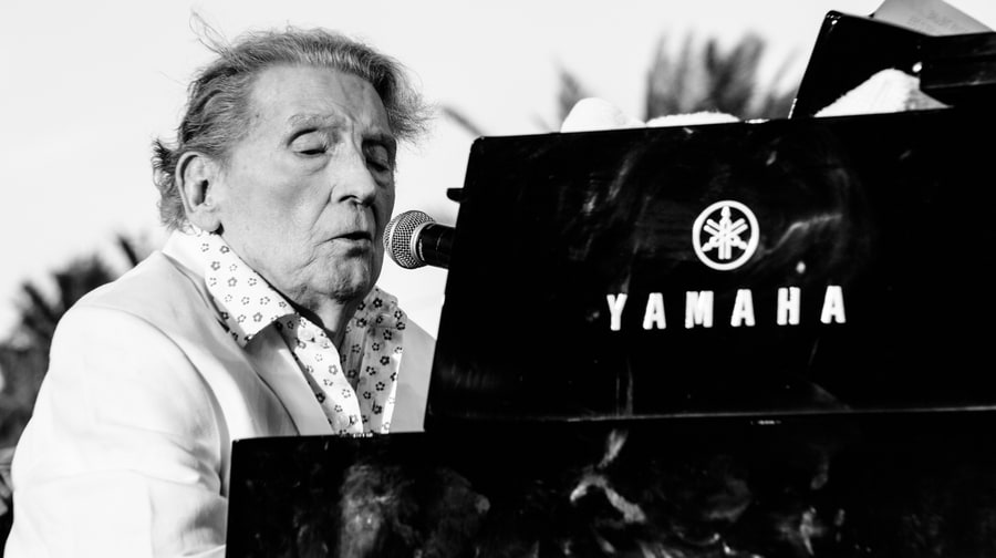 Jerry Lee Lewis at Stagecoach 2017
