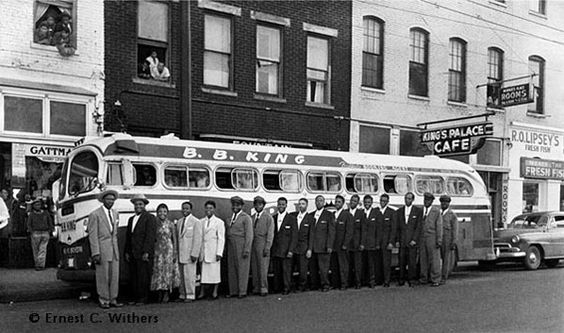 B.B. King's Tour Bus