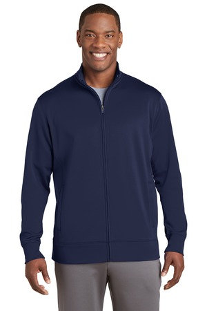 ST241  Full-Zip Fleece Jacket