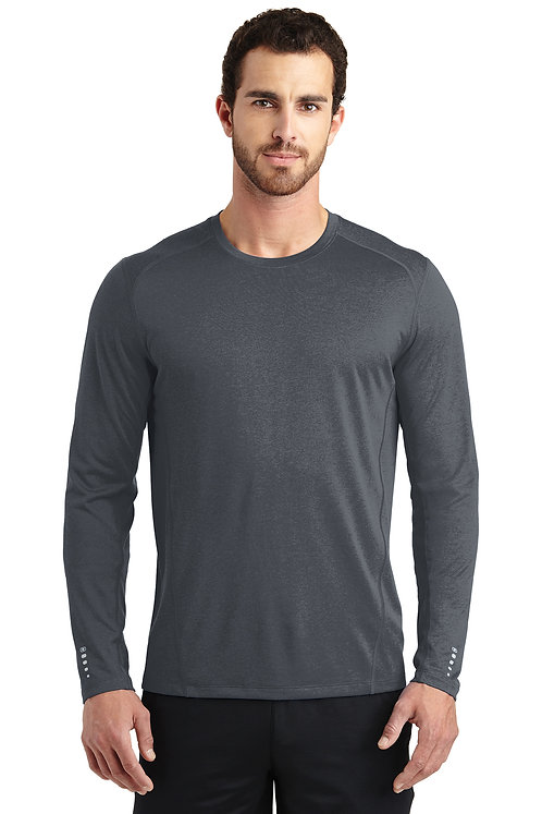 OE321 Mens Long Sleeve Pulse Tee