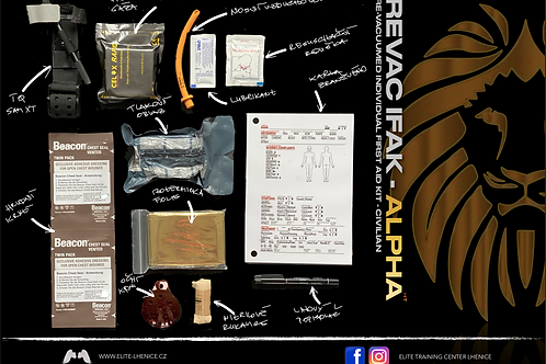REVAC IFAK - ALPHA HT3