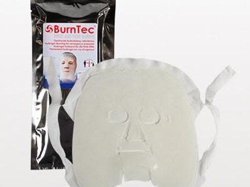Popáleninový obvaz na obličej BurnTec