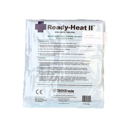 Ready heat blanket