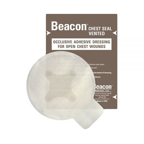 Beacon chest seal duopack vented