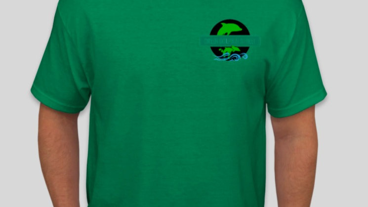 Green Dolphin Street T-shirt