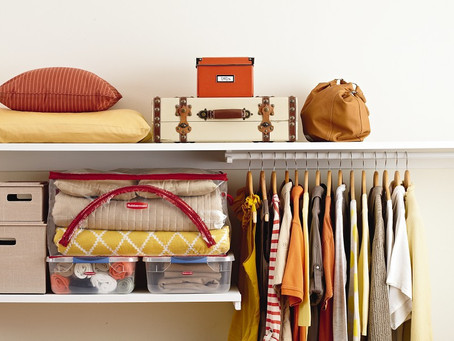 Easy Organizing Tips