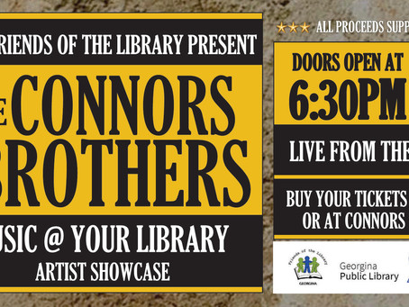 Music In Support Of Georgina Public Library!