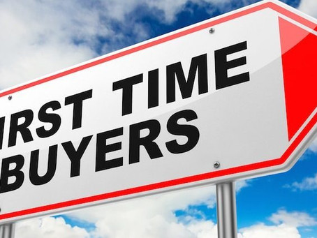 First time homebuyer? Read this!