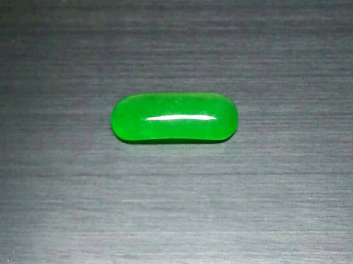 Natural 5.36 Cts Imperial Jade