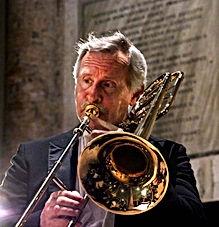 Bryan Bourne chamber music faculty trombone