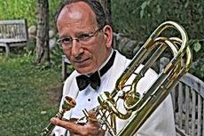 John Rojak chamber musc faculty bass tromboe