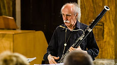 Rino Vernizzi chamber music faculty bassoon
