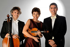 Trio des Alpes chamber musc fculty