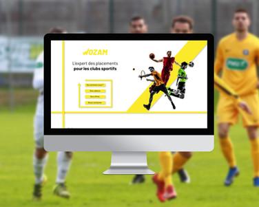 Site web Wozam