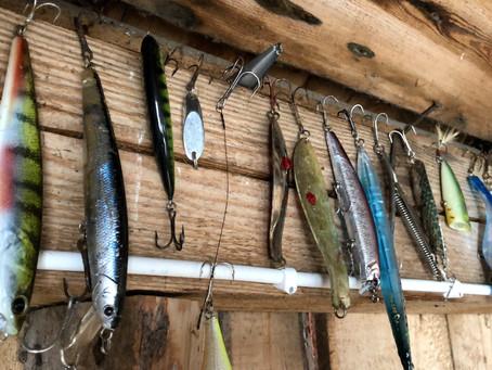 Рекомендации по снастям для рыбалки на Аландских островах.