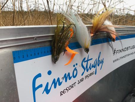 Flyfishing - эффективный метод ловли?!