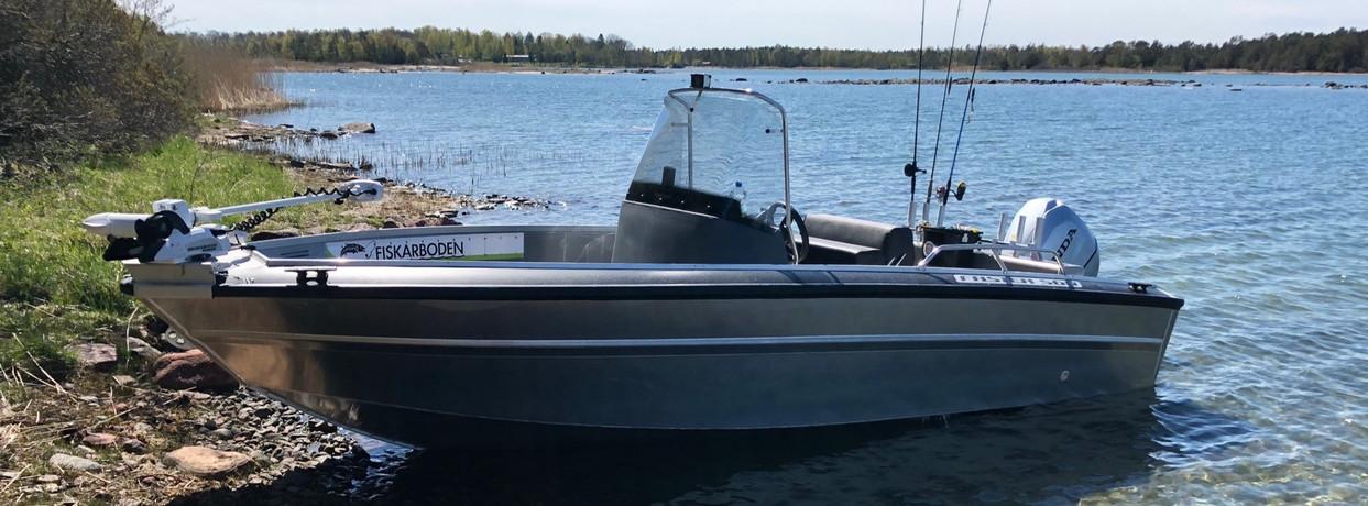Guiding boat 2