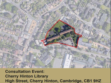 Redevelopment of 70-80b Colville Road - Planning Application Consultation Wednesday 22nd May 3pm-7pm