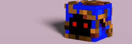 MC Blender Head