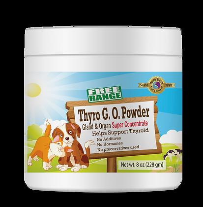 Thyro G.O. Powder 8 oz (227 gm)