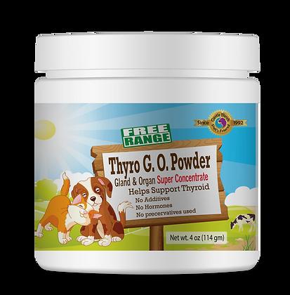 Thyro G.O. Powder 4 oz