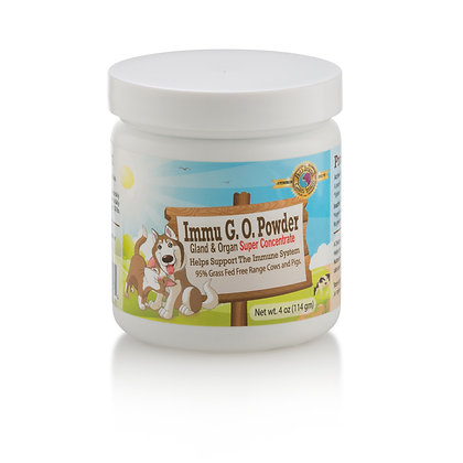 Immu G.O. Powder 4 oz