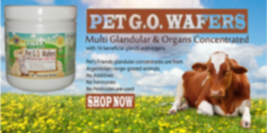 Pet's Friend - shop Natural Pets Supplements for a Raw Food Diet