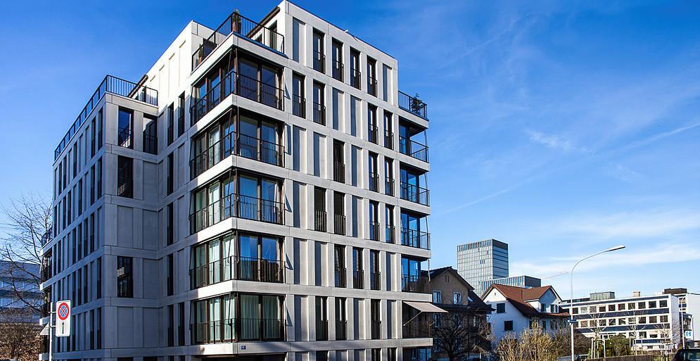 Business Apartment Oerlikon  (5)