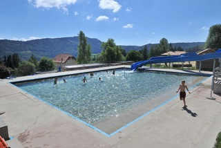 Schwimmbad Ste Croix